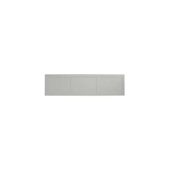 Tavistock Lansdown 1700mm Bath Panel Pebble Grey