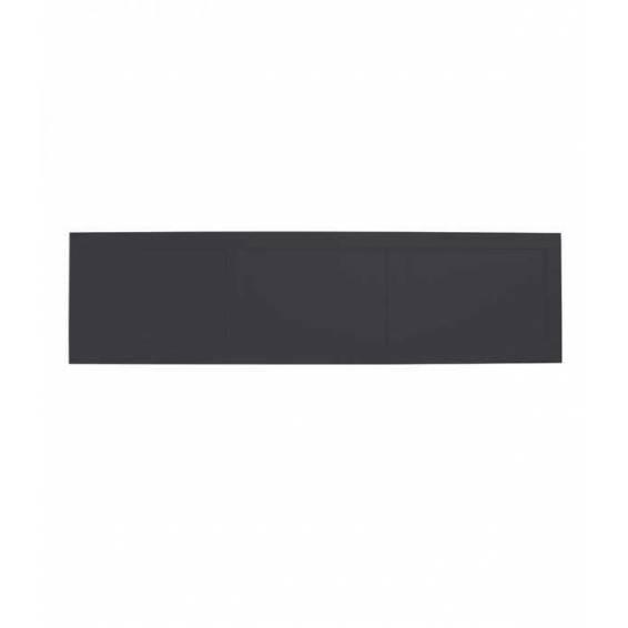 Tavistock Vitoria 1700mm Bath Panel Matt Dark Grey