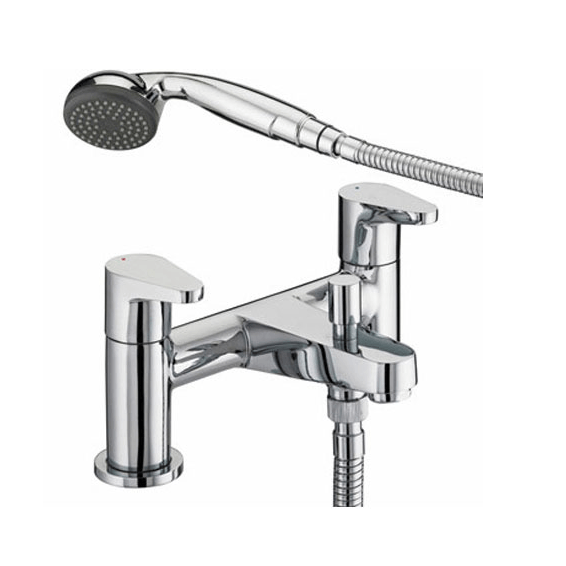 Bristan Quest Bath Shower Mixer Chrome