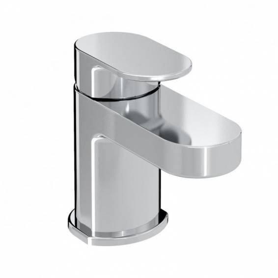 Bristan Frenzy Basin Mixer with Clicker Waste Chrome